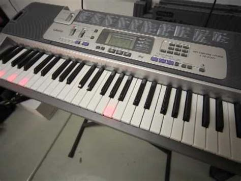 Keyboard Casio Lk 100 casio lk 100 lighted keyboard