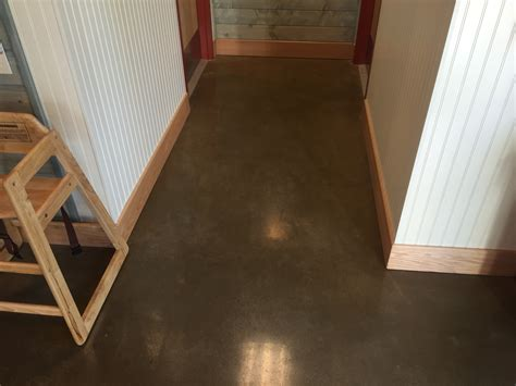 Polished Concrete Floors Nj by Jersey Mike S Polished Concrete Floor Salem Oregon