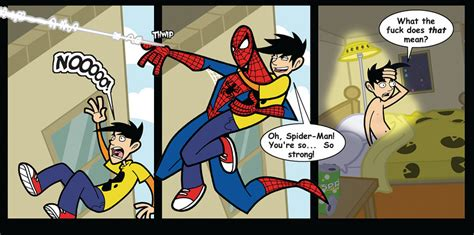 Spiderman Gay Meme - image 559744 dancing spider man know your meme