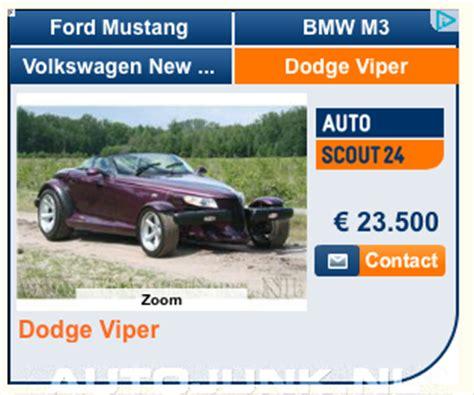autoscout werkstatt 24 autoscout nl autos weblog