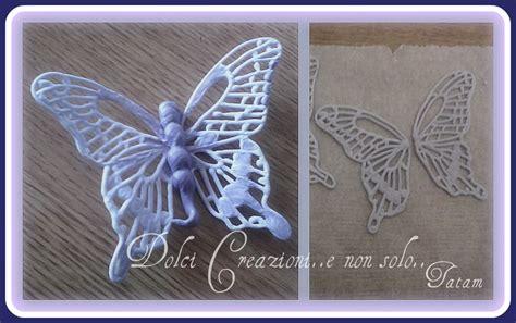fiori di glassa reale farfalle di ghiaccia reale dolci creazioni e non