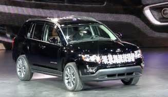 2014 Jeep Compass The New Cvtless 2014 Jeep Compass Debut At The