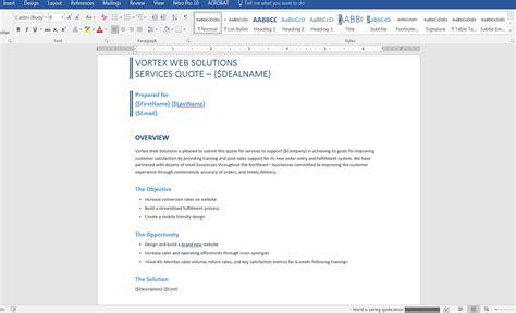 dynamics crm quote template microsoft dynamics