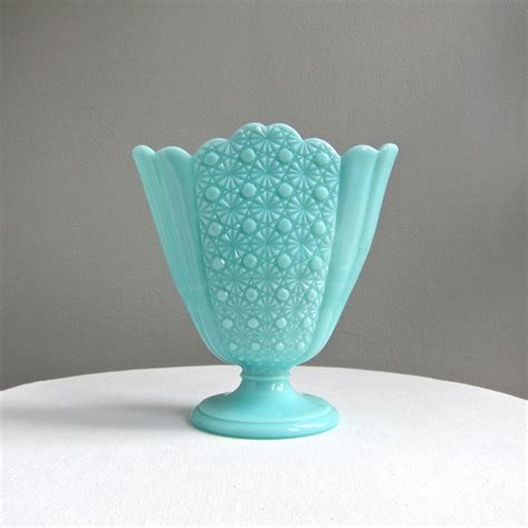 Cheap Milk Glass Vases by 114 Best Images About Turquoise Blue Milk Glass On