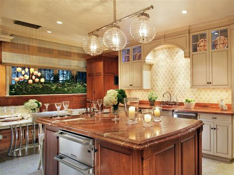 beautiful kitchens with islands beautiful pictures of kitchen islands hgtv s favorite design ideas hgtv