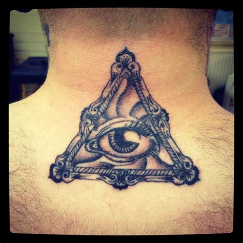 eye design tattoo the all seeing eye design