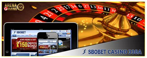 sbobet casino arenagaming situs judi