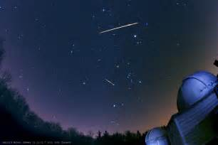 Shower Tonight by Geminid Meteor Shower Peaks Tonight