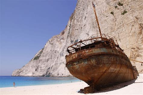 rent a boat on zakynthos quot navagio quot shipwreck beach in zakynthos porto vromi