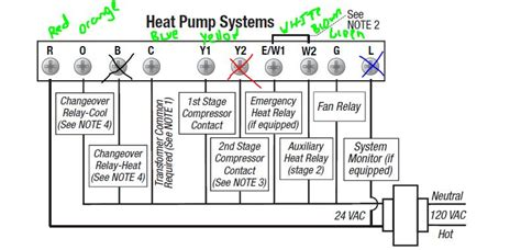 heat with aux heat wiring diagram 28 images house