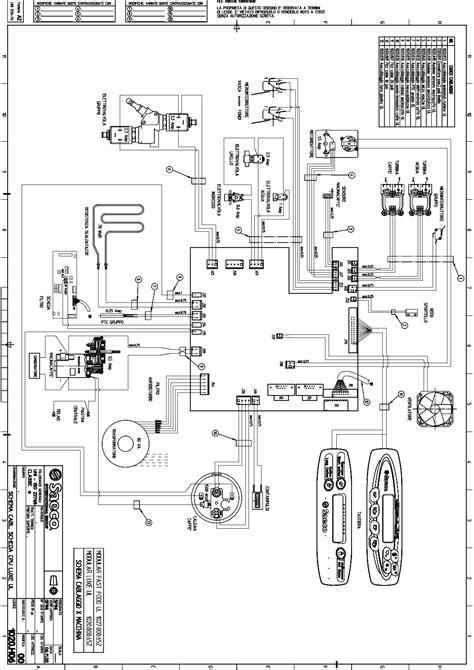 modular wiring saeco modular wiring service manual schematics