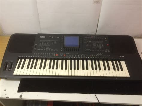 Keyboard Yamaha S900 Second used yamaha psr 6000 epianos