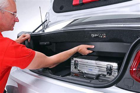 Bmw 2er Cabrio Kofferraum by Bmw 2er Cabrio Sitzprobe Bilder Autobild De