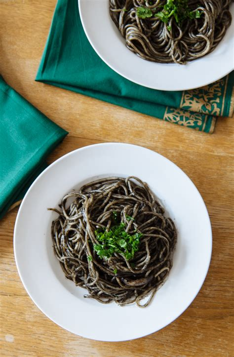 Sprinkle 250 Gr squid ink pasta the tasty other