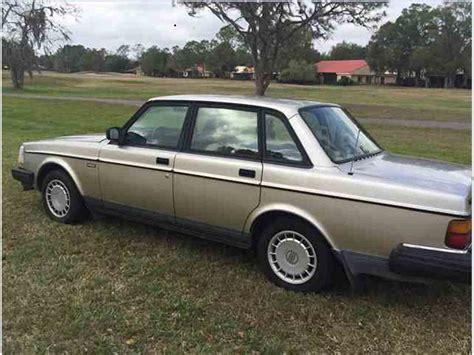 where to buy car manuals 1993 volvo 240 auto manual 1993 volvo 240 for sale classiccars com cc 977971