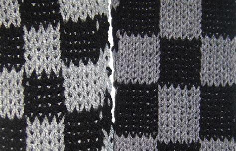 checkered knitting pattern checkers square knit patterns patterns kid