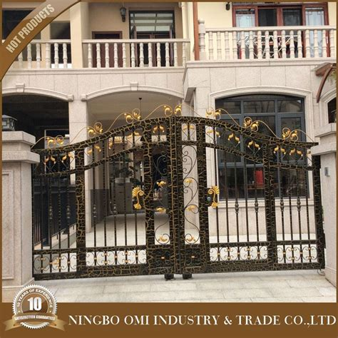house steel gate designs 2016 simple modern house aluminum gate designs philippines