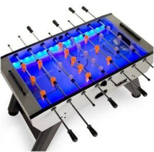 light up foosball table halex foosball table foosball zone