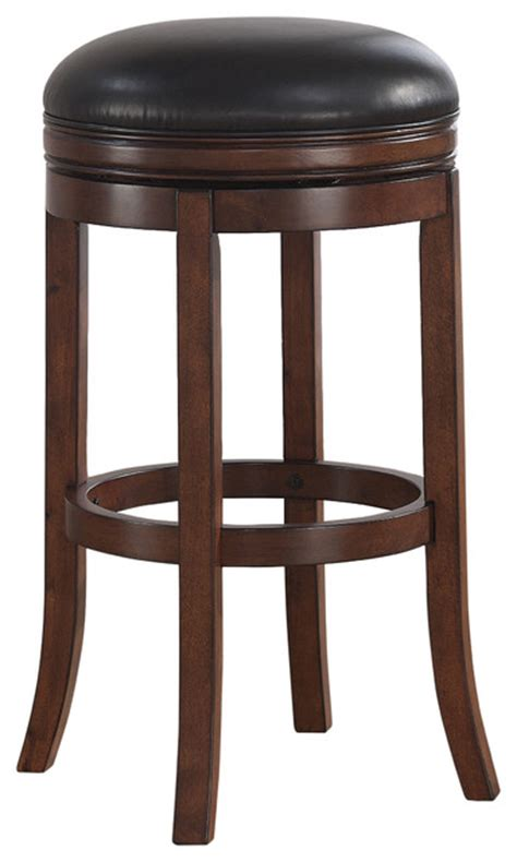 Designer Kitchen Bar Stools Shelby Swivel Bar Stool Contemporary Bar Stools And Kitchen Stools By Overstock