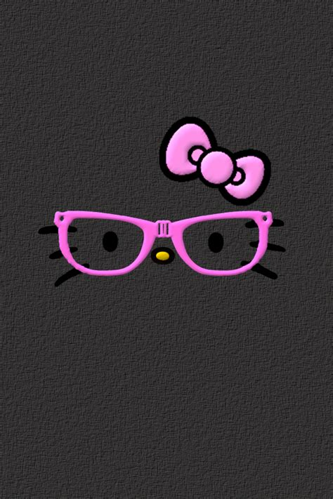 wallpaper hello kitty nerd nerd hello kitty wallpaper wallpapersafari