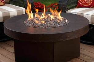 Gas Firepit Tables 42 Backyard And Patio Pit Ideas