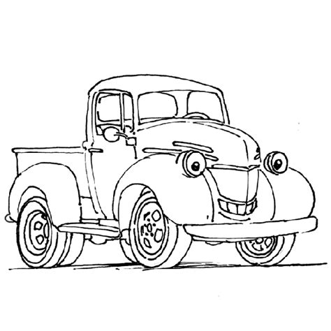 free coloring pages cars and trucks coloring pages trucks cars entertainment