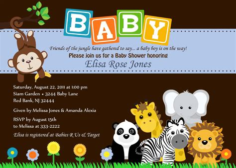 Do Go To Baby Showers by Cool And Inexpensive Theme Safari Baby Shower Baby