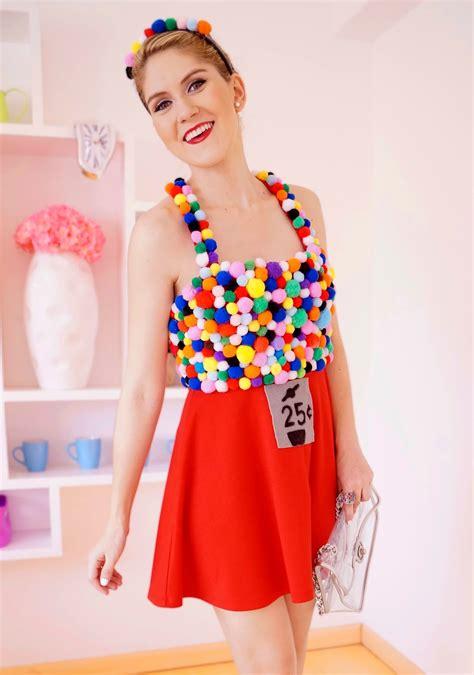 diy costumes the of fashion gumball machine costume