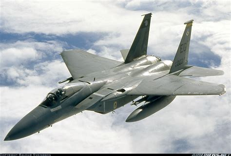 mcdonnell douglas f 15c eagle usa air aviation photo 1698079 airliners net