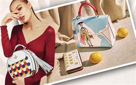 Bonia Rantai Mata inspirasi picasso pada koleksi baru tas bonia