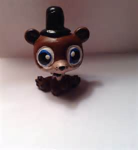 Lps freddy fazbear custom by daisylove59259 on deviantart