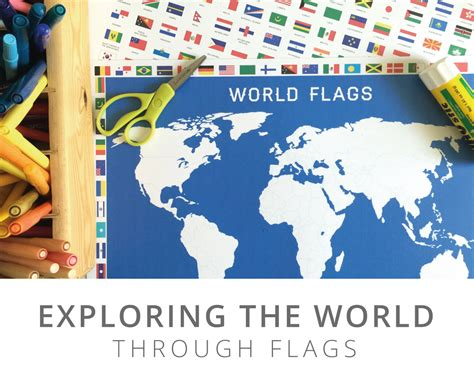 flags of the world learn exploring the world through flags playful learning