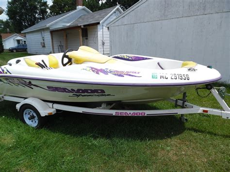 sea doo boats speedster sea doo speedster 1996 for sale for 2 500 boats from