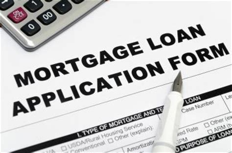 Griffith Credit Application Form At What Stage Does A Mortgage Company Check For Verification Of Employment Sapling