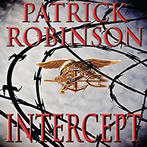 a intercepted a novel intercept audiobook robinson audible