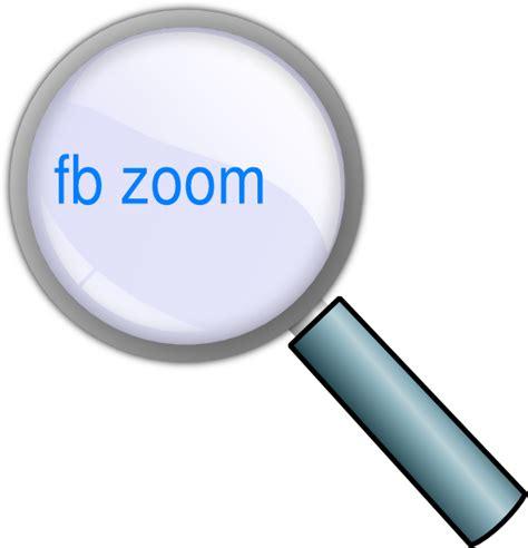 fb zoom fb zoom clip art at clker com vector clip art online
