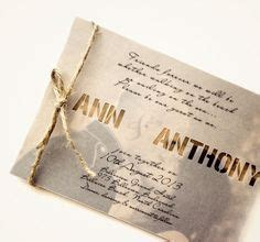Printed Wedding Invitations Velum by The World S Catalog Of Ideas