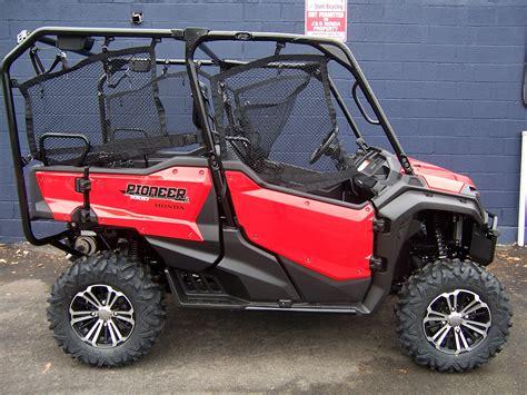 honda pioneer 1000 5 deluxe j b motor sales