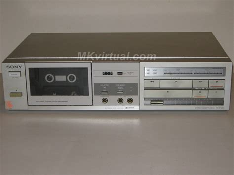 cassette deck 28 sony deck sony tc k333es manual stereo