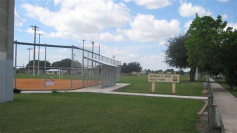 norma jean reach park baseball complex design build