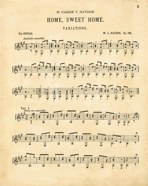 thesweethome sheets home sweet home antique sheet music printable knick of time
