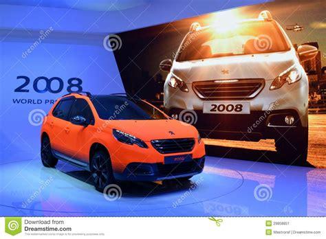 peugeot  editorial photo image  vehicle auto