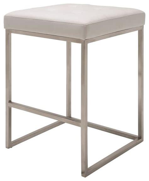 upholstered kitchen bar stools upholstered counter stool in white modern bar stools