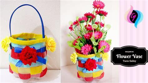 28 How To Make Flower Vase From Waste Plastic Bottles