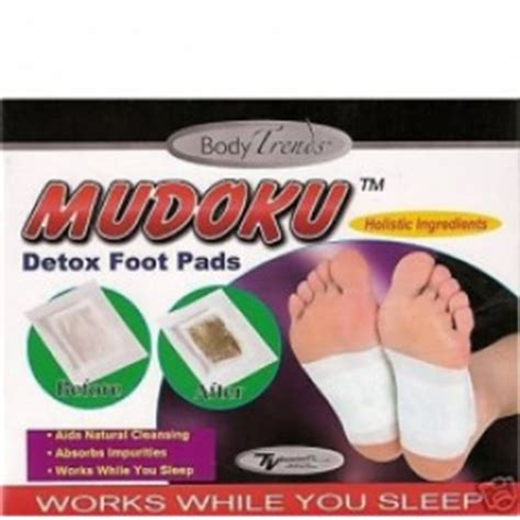 What Is In The Detox Foot Pads by As Seen On Tv Direct