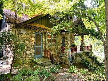Asheville North Carolina Arts And Crafts Stone Cottage Cottages For Sale In Asheville Nc