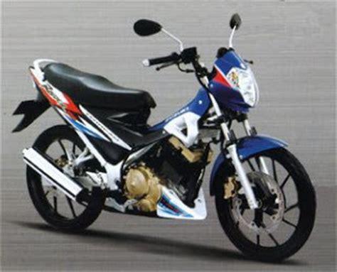 Lu Satria Herlambang Nanto Herokido Motor Suzuki Yang Pernah