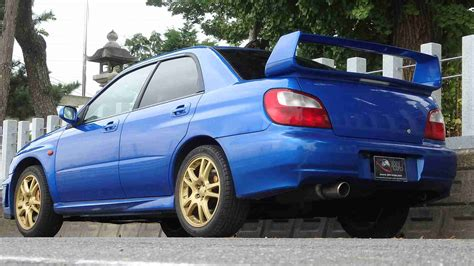 sti subaru jdm subaru impreza wrx sti for sale at jdm expo japan import
