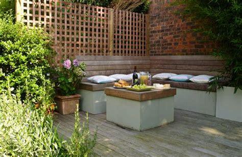 corner bench garden yard pinterest