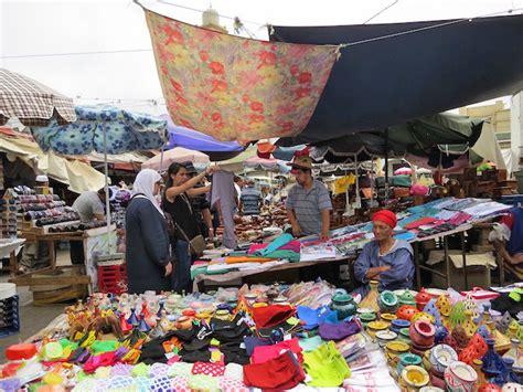 Handmade Goods Marketplace - photos of central market in casablanca morocco